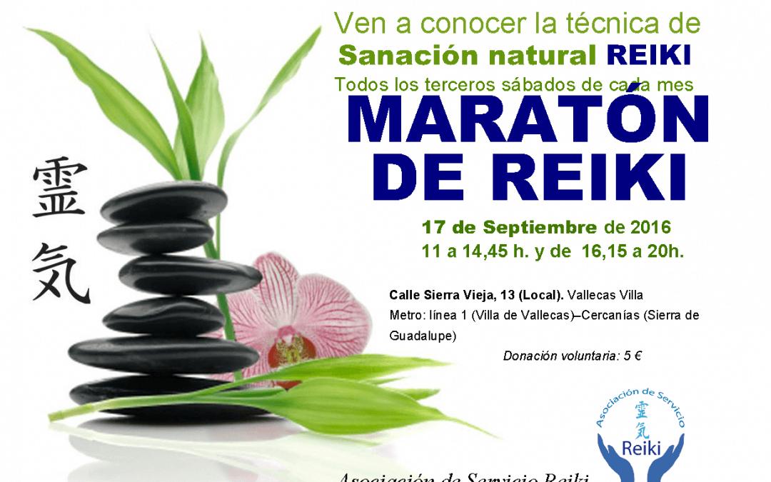 Maratón Septiembre Madrid