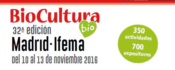 Biocultura 2016