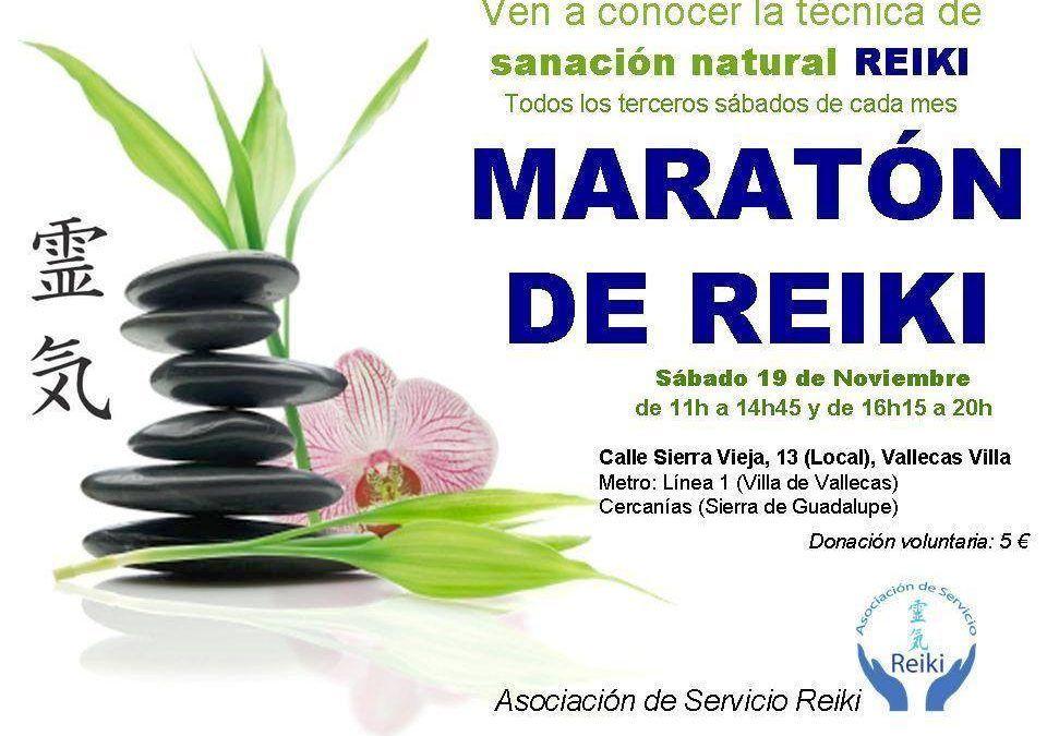 Maratón Noviembre Madrid