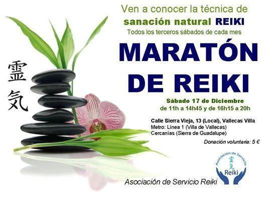 Maratón Diciembre Madrid