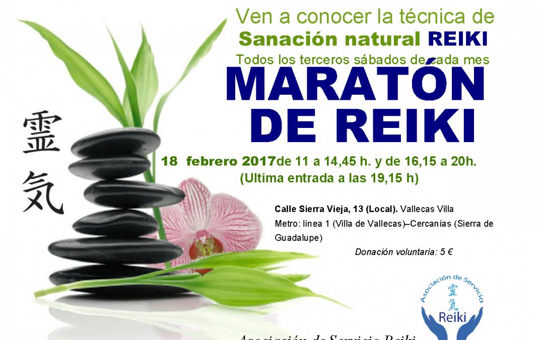 Maratón Febrero Madrid