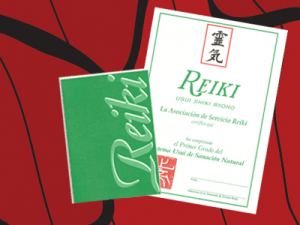 Curso Reiki I @ C/ Copenhague 9, 5º 4