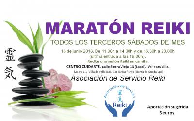 Maratón Madrid Junio 2018